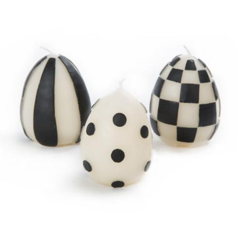 $38.00 Egg Candles - Set of 3