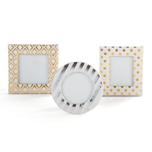 MacKenzie-Childs  Decor Sweetbriar Frames - Set of 3 $40.00