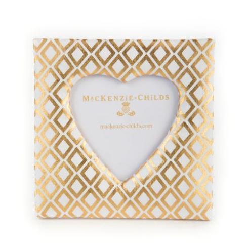 MacKenzie-Childs  Decor Sweet Heart Frame $35.00