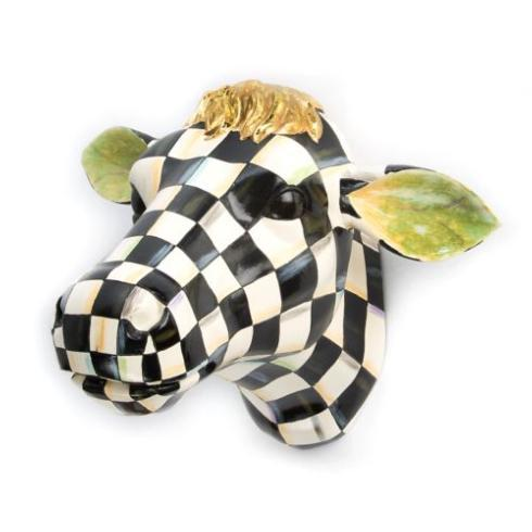 $198.00 Courtly Check Small Cow