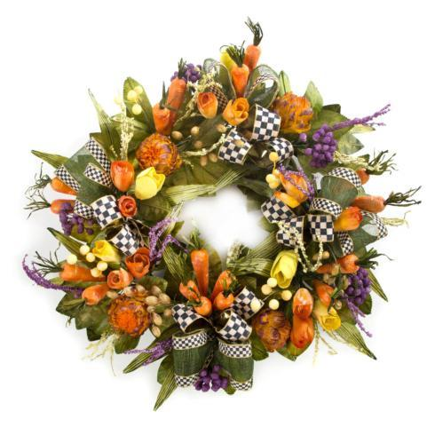 $450.00 24 Carrot Wreath
