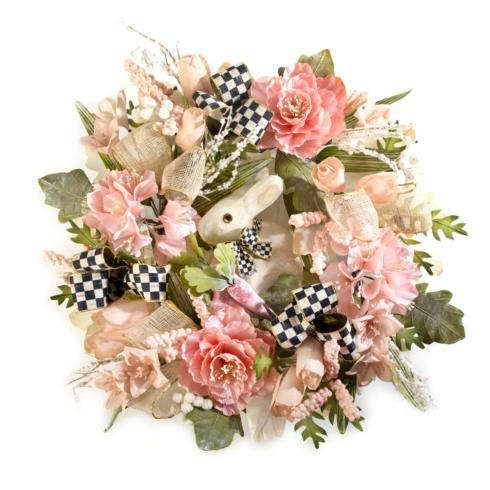$295.00 Cottontail Wreath