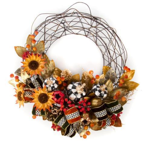 Autumn Vine Wreath image