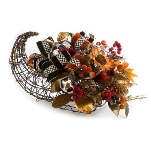 Autumn Vine Cornucopia image