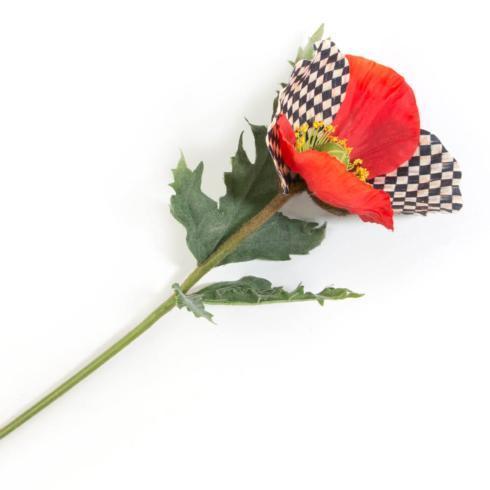 $12.00 Poppy - Red