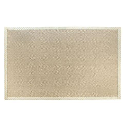 $495.00 Chevron Wool/Sisal Rug - 6 ft x 9 ft