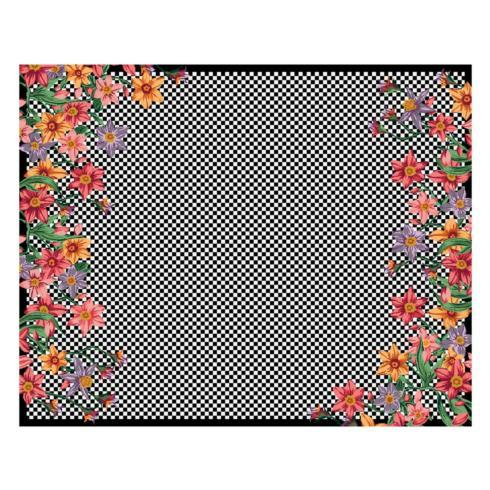 $1,995.00 Courtly Floret Rug - 8\' x 10\'