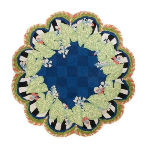 $595.00 Indoor/Outdoor Rug - 6 ft.  Round