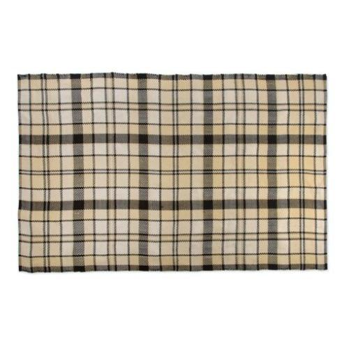 $295.00 Courtyard Plaid Outdoor Rug - 5 ft x 8 ft