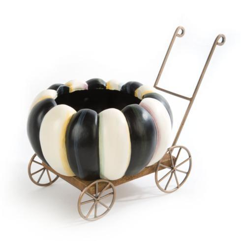 $95.00 Spookarella Pumpkin Cart - Large