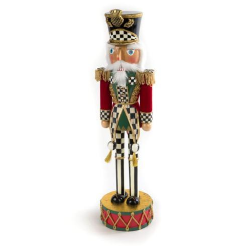 MacKenzie-Childs  Holiday Decor Highland Nutcracker $85.00