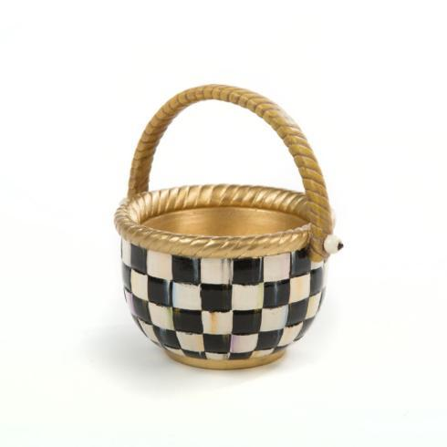 Courtly Check Basket - Small image