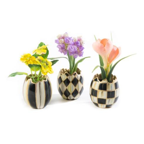 $88.00 Courtly Egg Bouquet - Set of 3