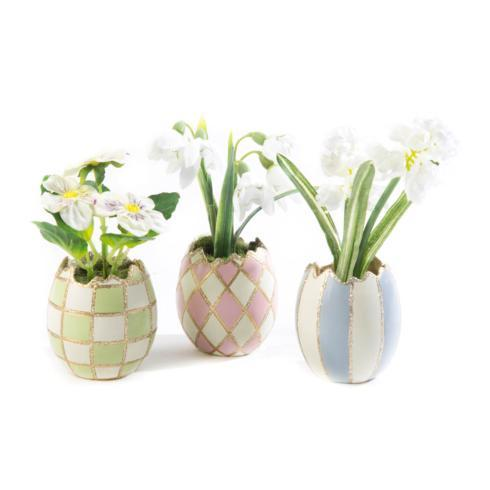 $88.00 Pastel Egg Bouquet - Set of 3