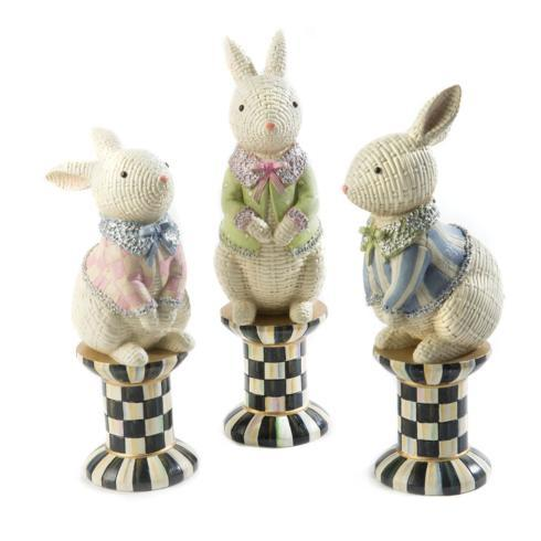 $165.00 Bobbin Bunnies - Set of 3