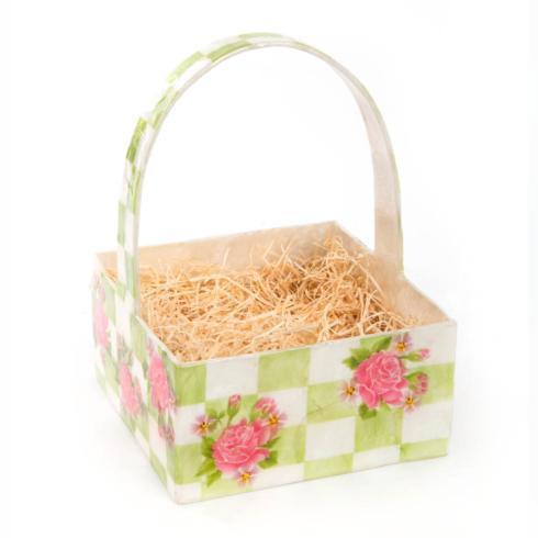 $88.00 Tisket Tasket Basket - Green