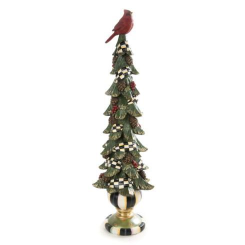 $180.00 Christmas Cardinal Tree - Tall