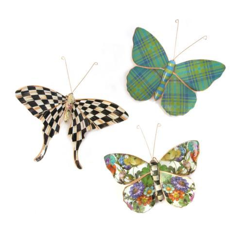 $58.00 Butterfly Trio - A