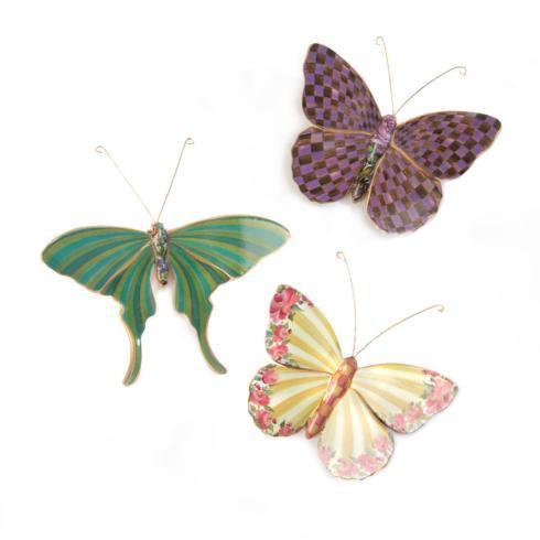 $58.00 Butterfly Trio - B