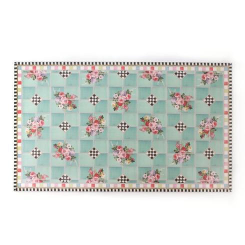 $275.00 Chelsea Garden Floor Mat - 3\' x 5\'