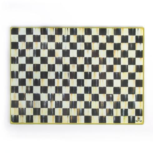 Courtly Check Cutting Board image