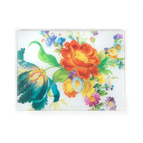 $48.00 Flower Market Cutting Board