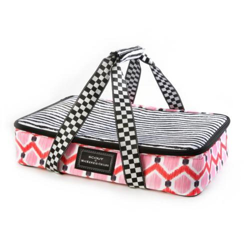 $42.00 The Hot Date - Ikat Pink