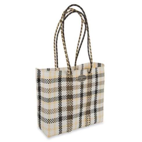 $150.00 Courtyard Plaid Tote
