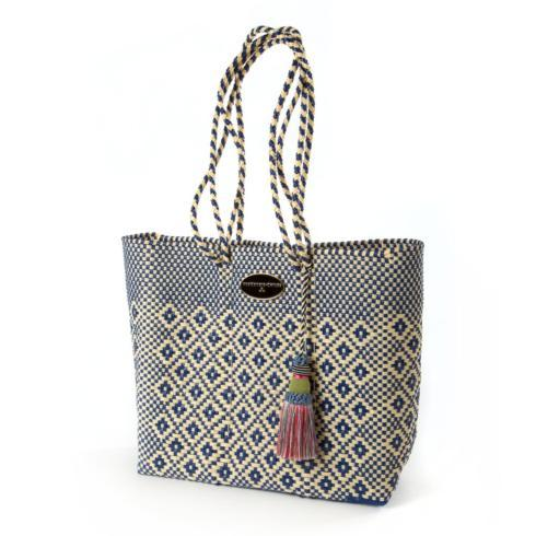 $150.00 Berry Blue Tote