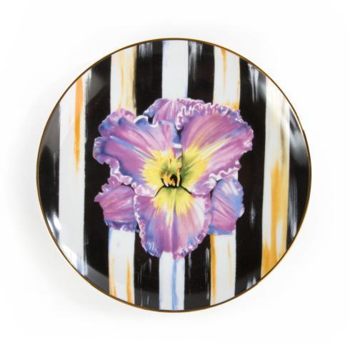 $58.00 Salad Plate - Iris