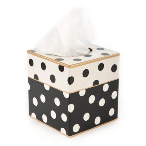 Dot Boutique Tissue Box Holder