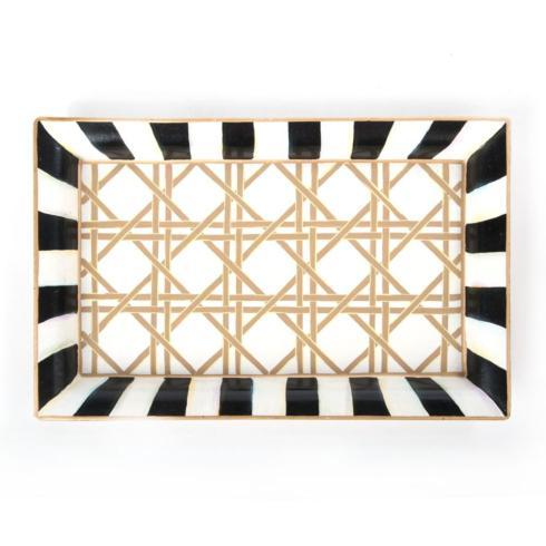 MacKenzie-Childs  Lattice Tray - Small $38.00