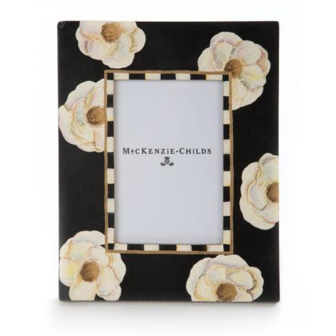 "MacKenzie-Childs  Decor Gardenia Frame - 4"" x 6"" $45.00"