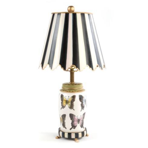 MacKenzie-Childs  Lighting Butterfly Lamp - Small $175.00
