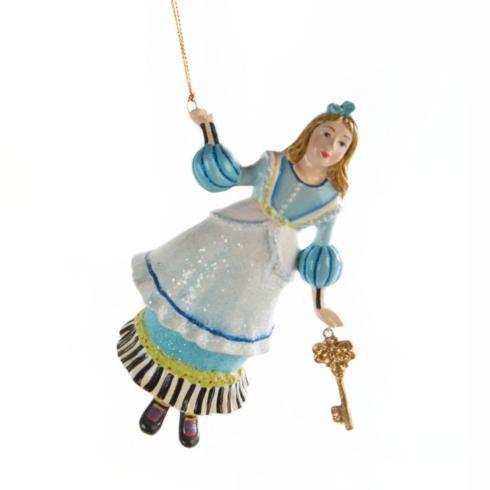 $48.00 Alice Ornament