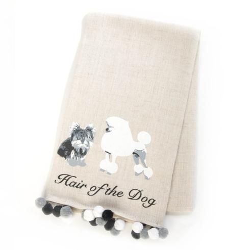MacKenzie-Childs  Bar Towels Hair Of The Dog Bar Towel $20.00