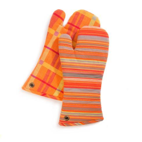 $38.00 Oven Mitts - Set of 2