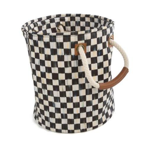 Courtly Check Storage Tote - Small