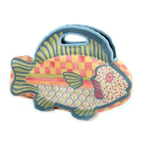 $38.00 Freckle Fish Lunch Tote