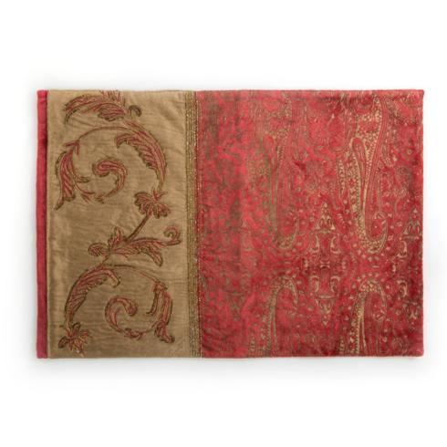 $44.00 Autumn Luster Placemat