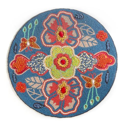 $35.00 Beaded Placemat