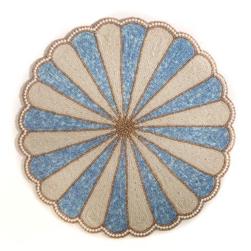 $35.00 Placemat - Blue
