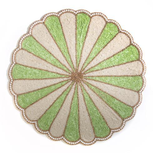 $35.00 Placemat - Green