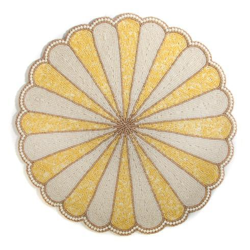 $35.00 Placemat - Yellow