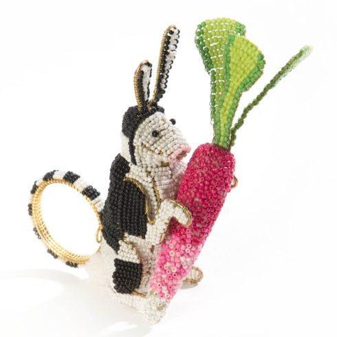 $36.00 Runaway Rabbit Napkin Ring