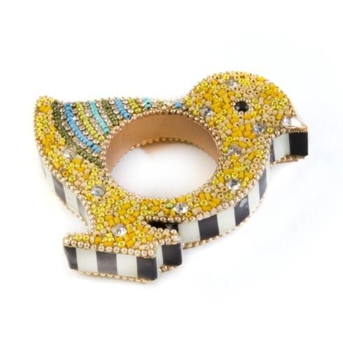 $22.00 Chick Napkin Ring
