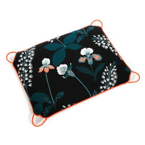 $295.00 Outdoor Ottoman Cushion - Wood Iris