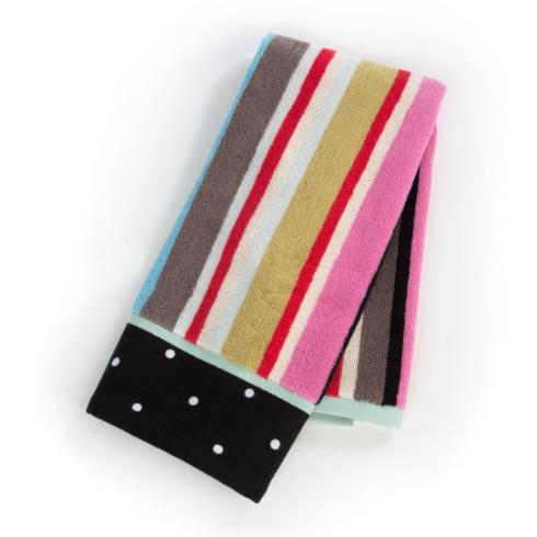 $22.00 Stripe Hand Towel