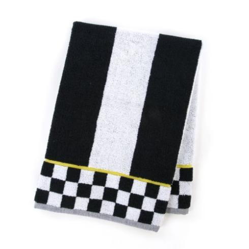 $22.00 Courtly Stripe Hand Towel