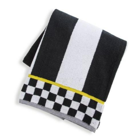 $40.00 Courtly Stripe Bath Towel